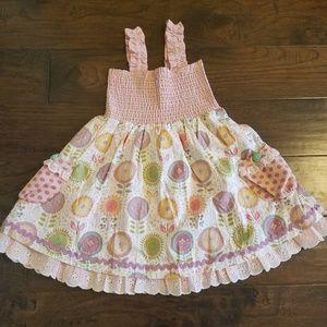 Matilda Jane sand Dollar dress